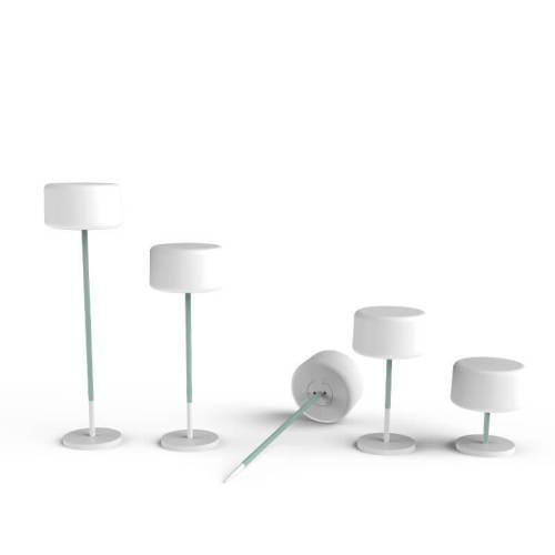 chloe plant floor lamp