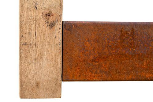 Cremagliera Corten Detail