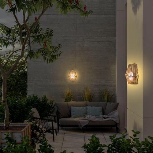 sisine wall outdoor light
