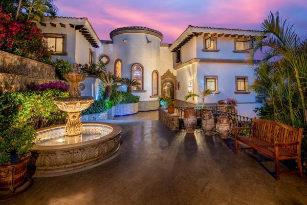 Spanish Colonial In Cabo San Lucas Mexico Luxury Homes