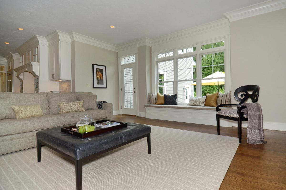 Transitional Modern Farmhouse Colonial Massachusetts