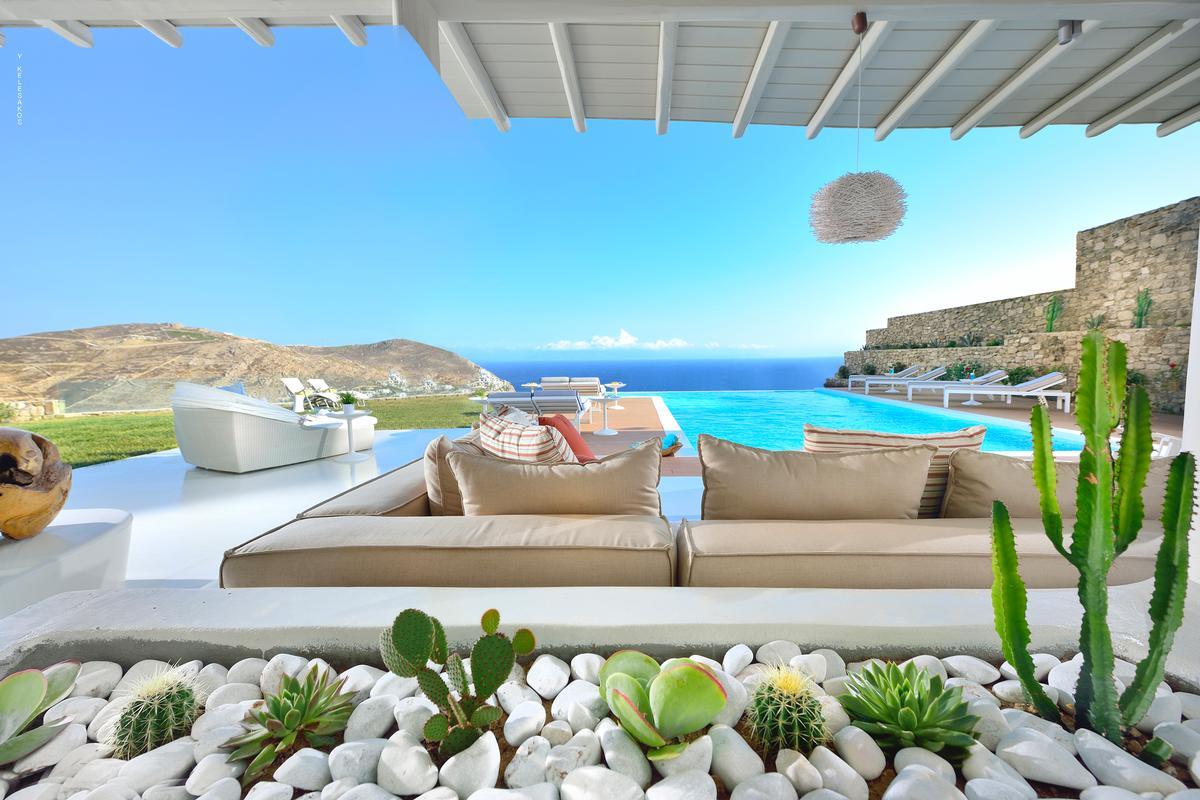 Luxury Villa In Elia Mykonos Greece Greece Luxury Homes
