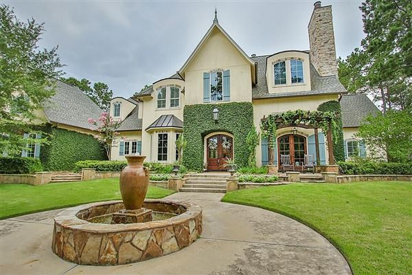 stunning french country luxury homes. STUNNING FRENCH COUNTRY HOME IN MAGNOLIA Texas Luxury Homes French Country