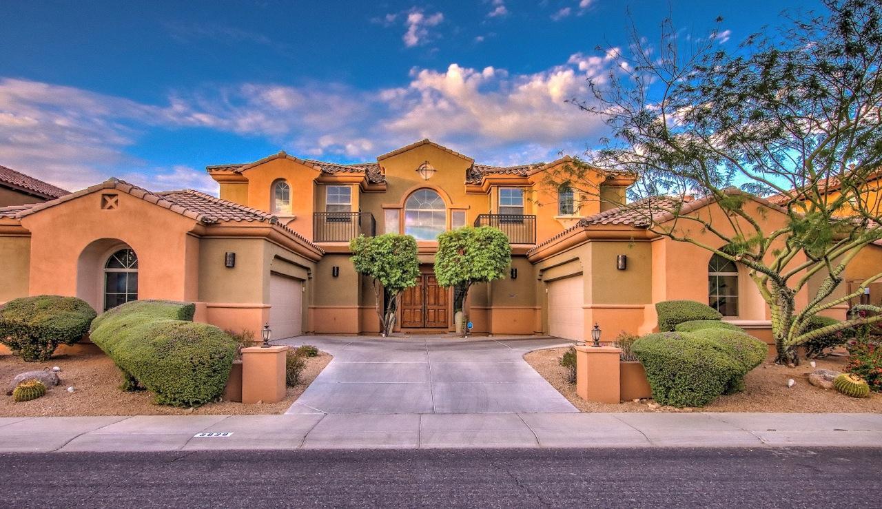 AMAZING LUXURY ESTATE  Arizona Luxury Homes  Mansions