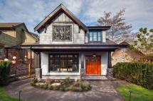 Brand Craftsman British Columbia Luxury Homes