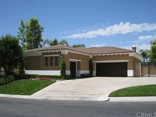 ELEGANT SINGLE STORY MEDITERRANEAN HOME  California Luxury Homes  Mansions For Sale  Luxury