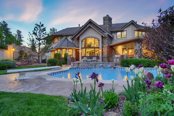 AWARD WINNING LUXURY ESTATE | Colorado Luxury Homes ...