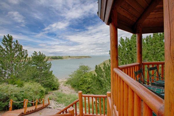 Lake Mcconaughy Nebraska Cabins Houses - Year of Clean Water