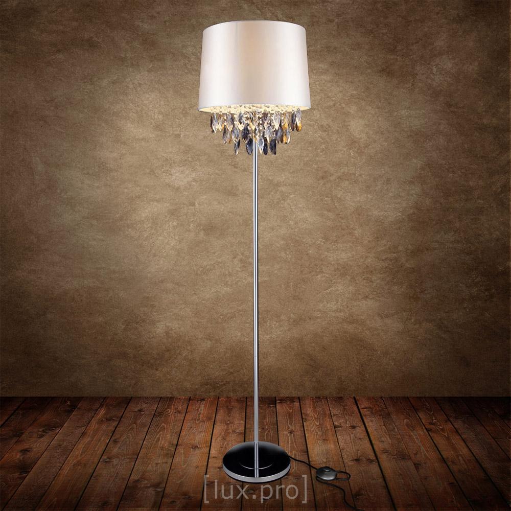 Steh Lampen Stehlampe Aus Metall Gelb H 120 Cm Disco Maisons