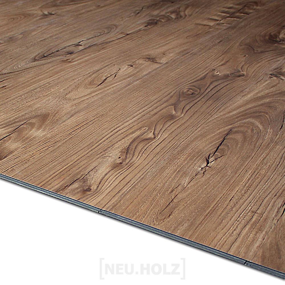 Neuholz® Click Vinyl Laminat 19,20m² Vinylboden Eiche