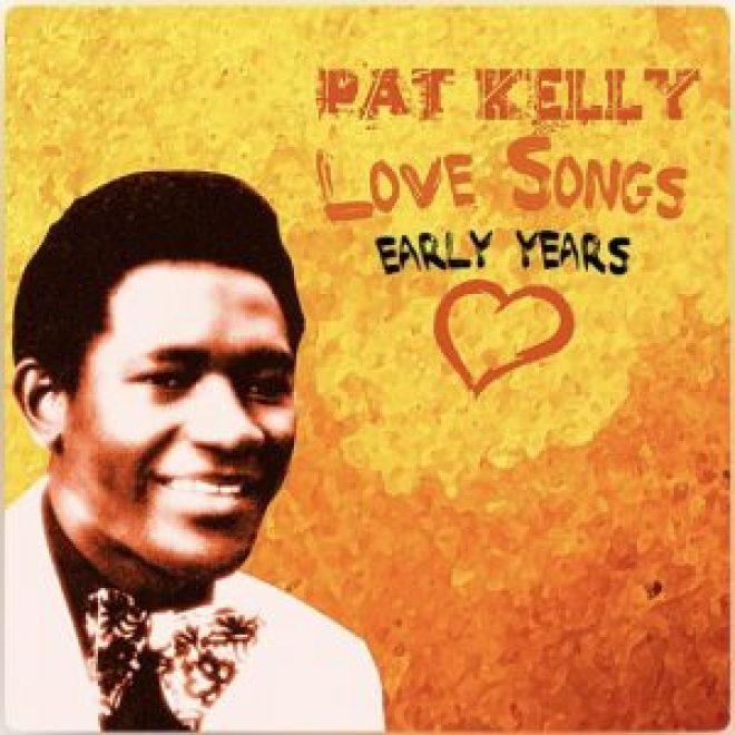 The legendary reggae artist Pat Kelly
