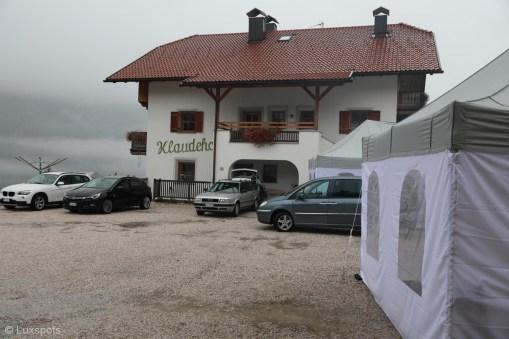 Der Klaudehof in Tobalch Südtirol