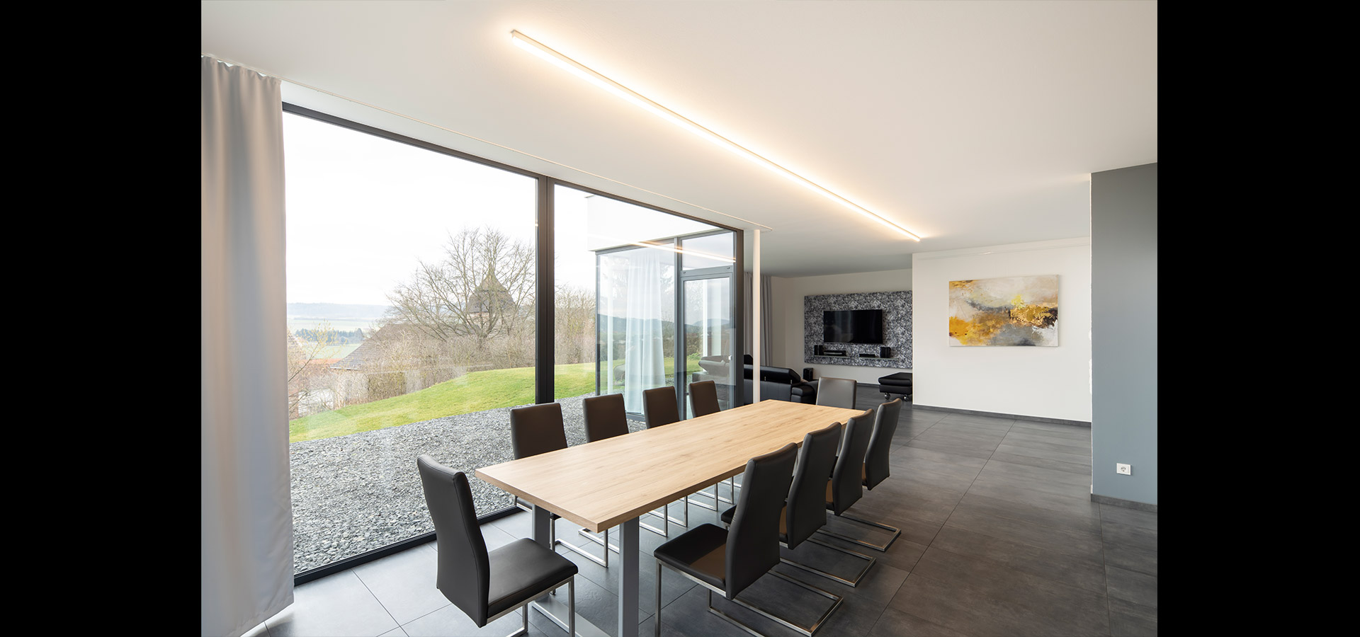 Led Leuchten Wohnzimmer Lines Of Light For Living Areas ✓ Luxsystem Luminaires