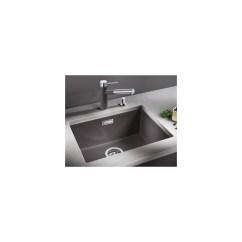 Blanco Undermount Kitchen Sinks Cost To Renovate A Subline 500 U Ceramic Sink