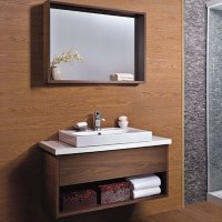 Bathroom cabinets - LUXURIA
