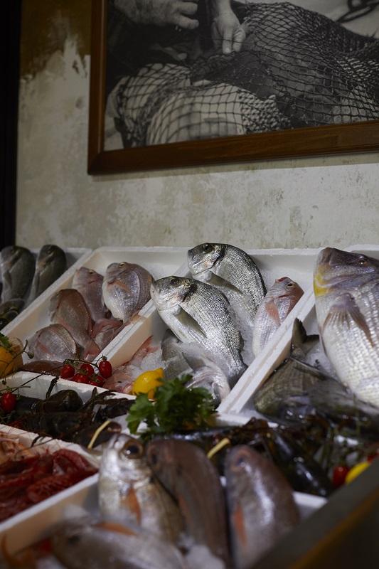 Italian Seafood experience at Santo Mare