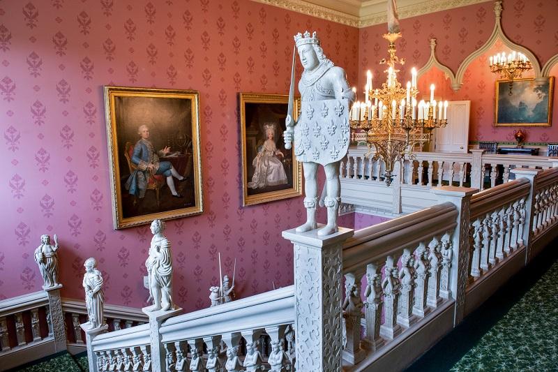 Hartwell House, Buckinghamshire