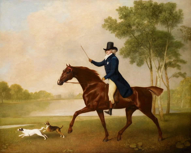 George IV Art & Spectacle Buckingham Palace