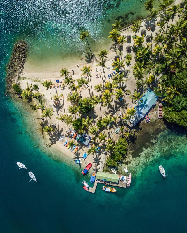 Marigot Bay Resort