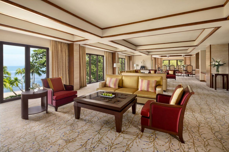 Shangri-La's Rasa Sayang Resort Spa Penang