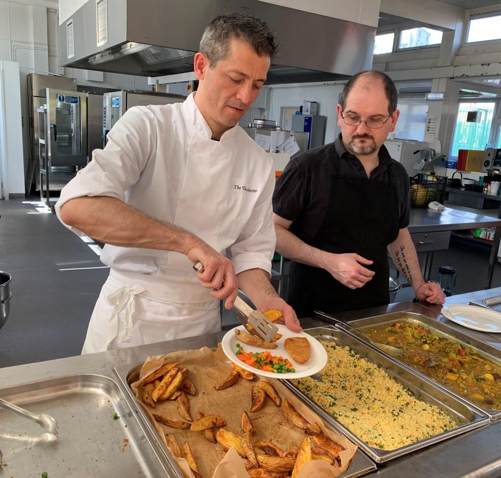 mark captain luxuriate Chef Michey