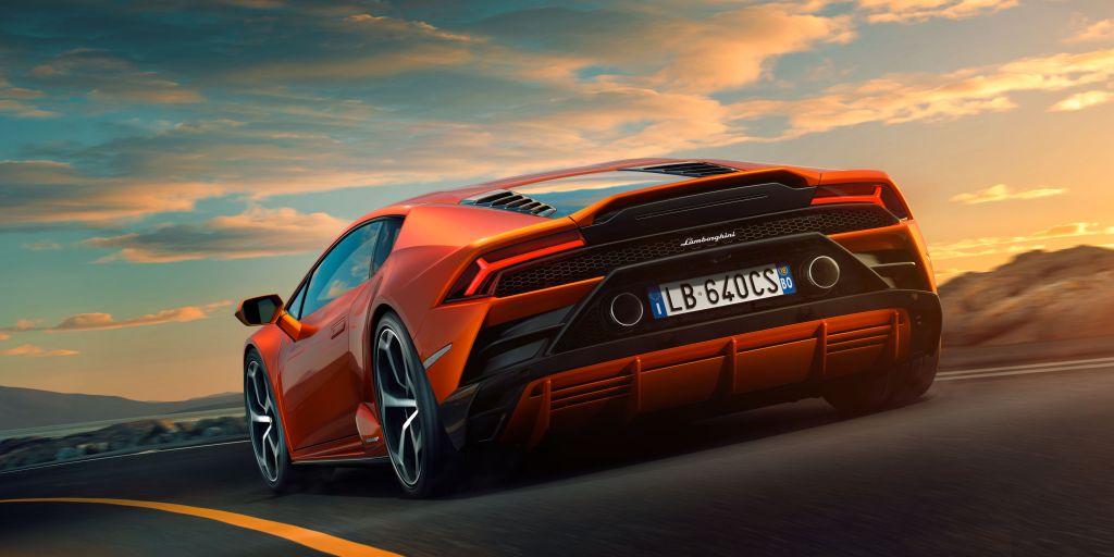 Lamborghini evo