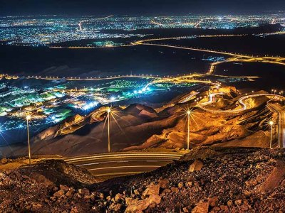 Al Ain - Jabal Hafeet - Luxuria Tours & Events