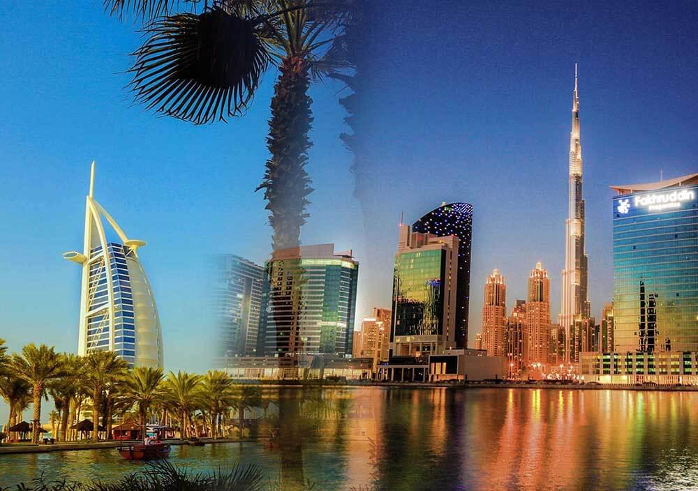 Burj Al Arab & Burj Khalifah - Luxuria Tours & Events