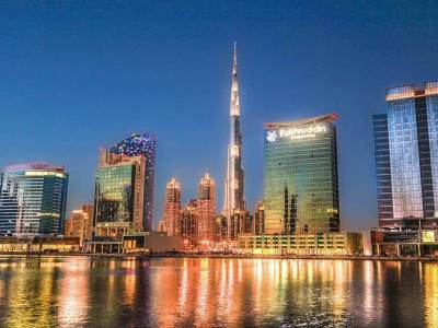 Burj Khalifah, Dubai - Luxuria Tours & Events