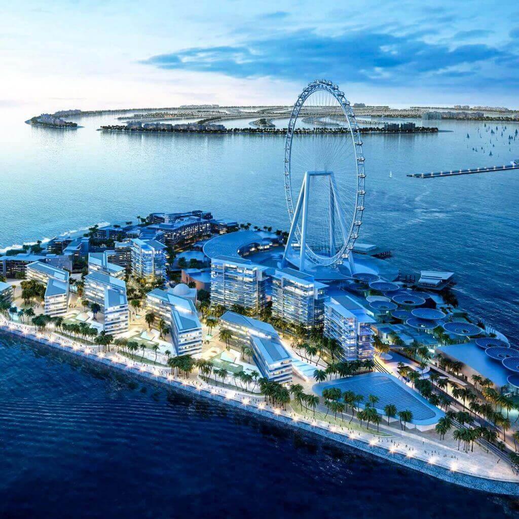 Dubai Eye - Luxuria Tours & Events
