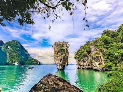 James Bond Island, Thailand, Phuket - Luxuria Travel