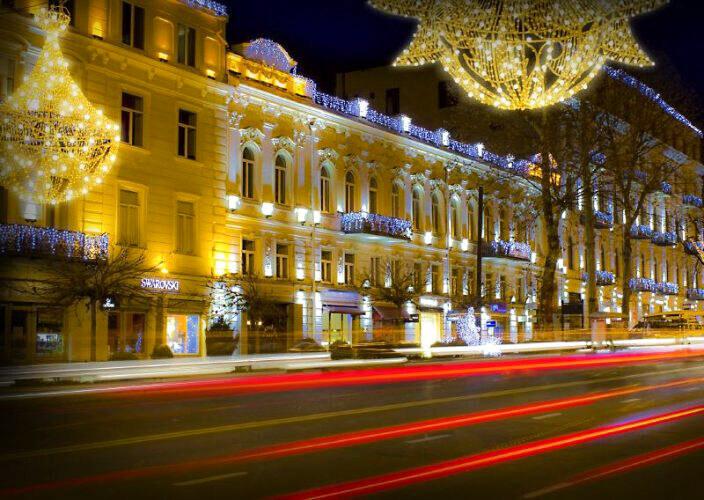 Rustaveli Avenue Georgia شارع روستافيلي 3 - Luxuria Tours & Events