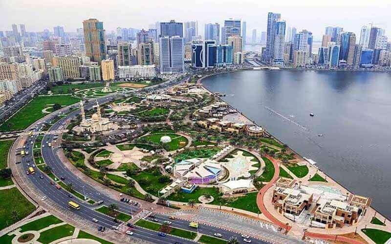 Sharjah Corniche - Luxuria Tours & Events