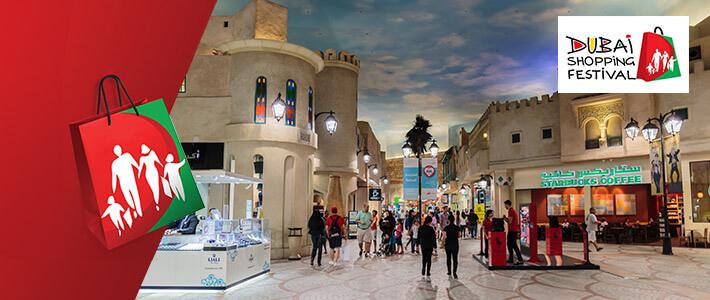 Dubai Shopping - Luxuria Tours & Events