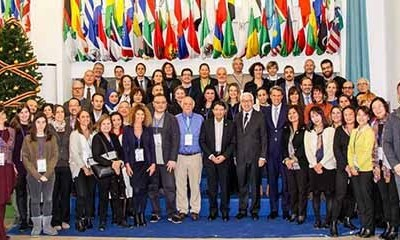 UNWTO HQ INSTO in UNWTO, Spain - Luxuria Tours & Events