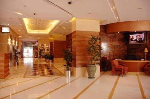 Avenue Hotel Dubai Reception - Luxuria Tours & Events
