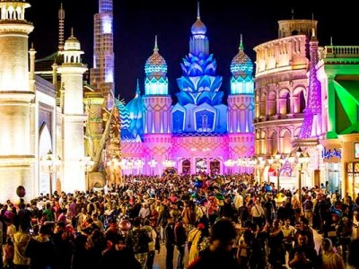 Global Village - Luxuria Tours