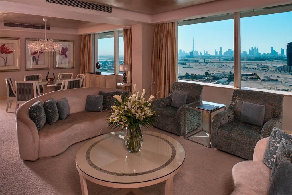 Crown Plaza Dubai Festival City, Room - Luxuria Tours & Events