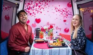 Valentine at Global Village S25