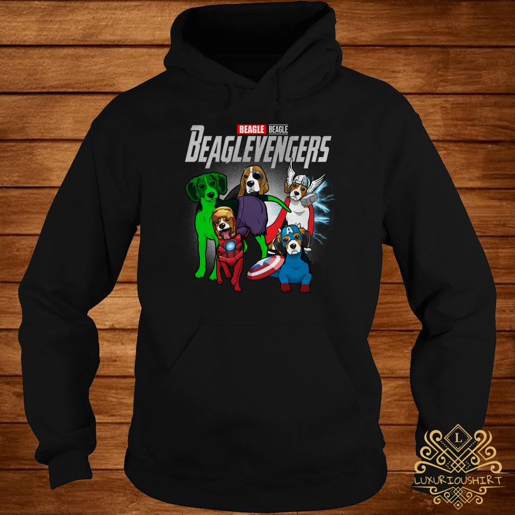 Beaglevengers Beagle version hoodie