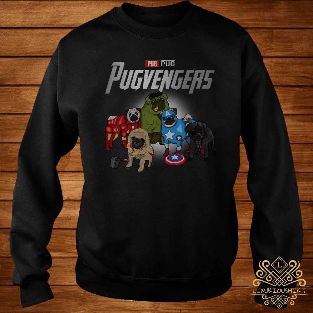 Marvel Avengers Pug Pugvengers sweater