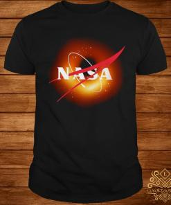 Nasa black hole picture captured for first time shirt