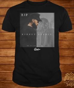 Rip Nipsey Hussle Crenshaw shirt