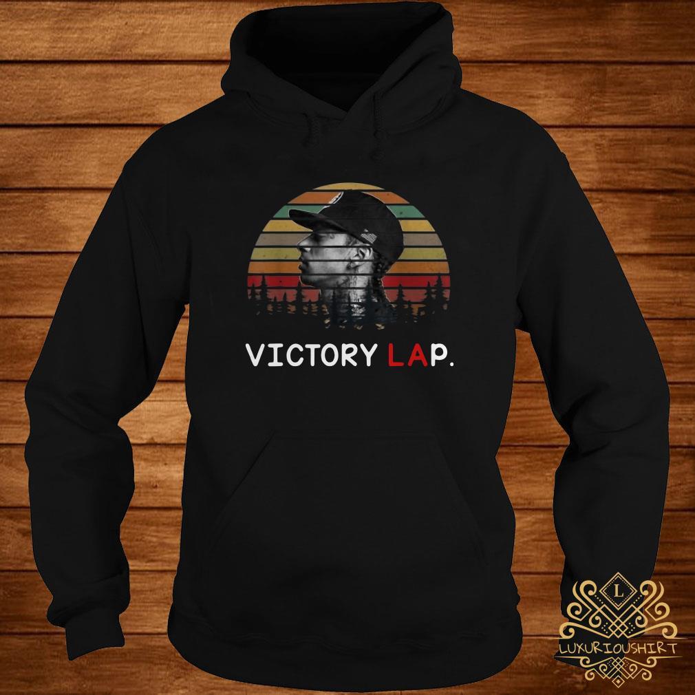 Sunset Nipsey Hussle last tweet picture victory lap hoodie