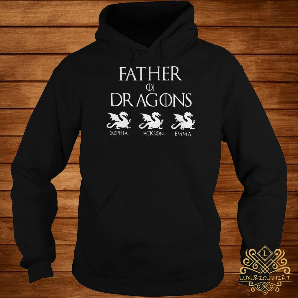 Father of Dragons Sophia Jackson Emma hoodie