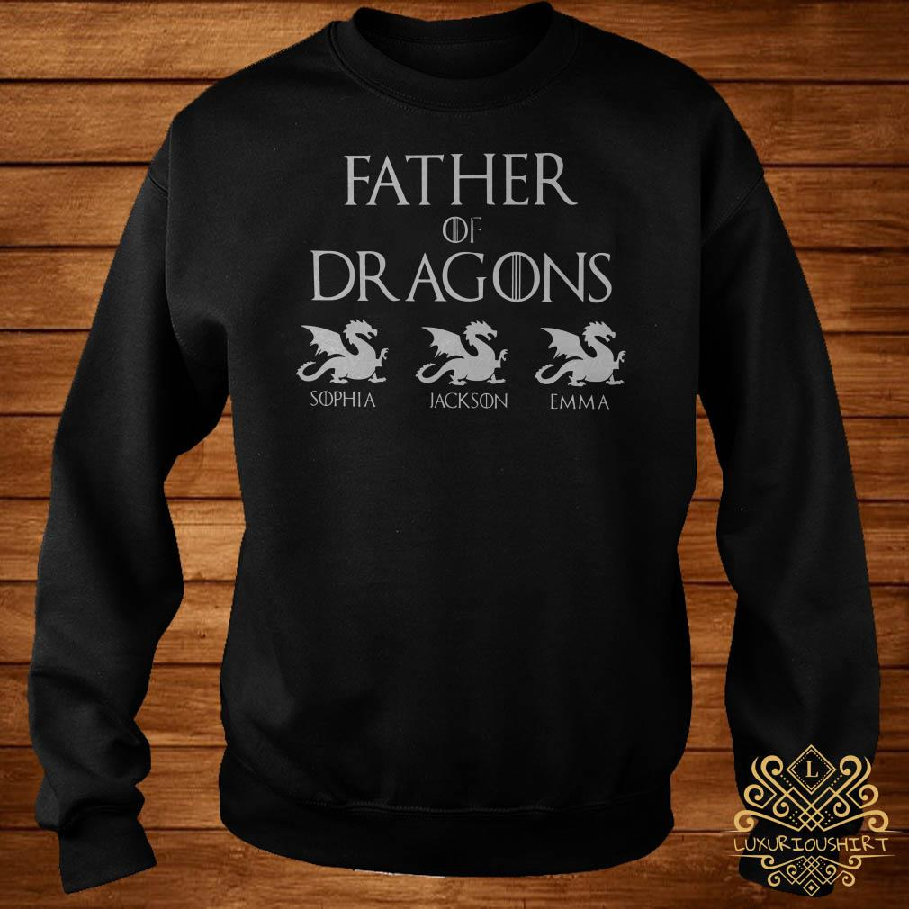 Father of Dragons Sophia Jackson Emma sweater
