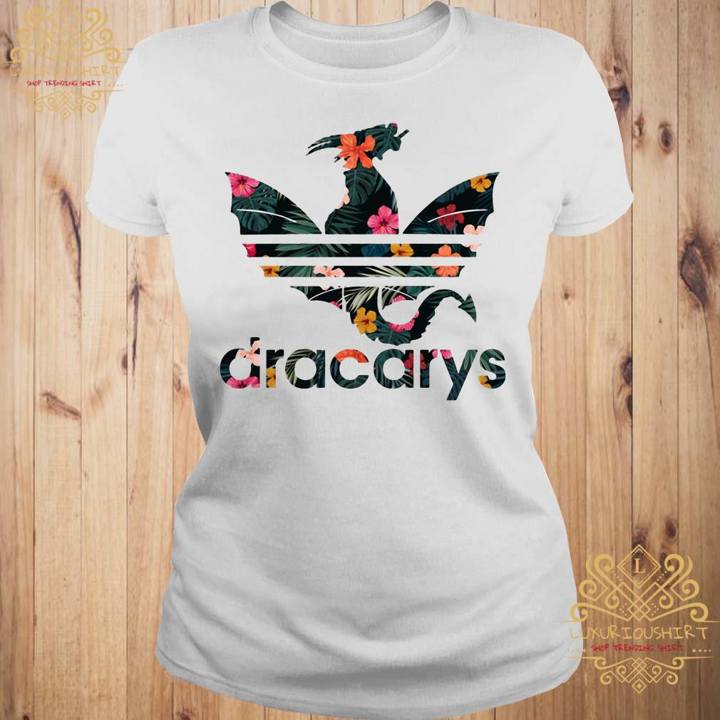 c0e90029 Floral Game Of Thrones Adidas Dracarys shirt, sweater, hoodie and ...