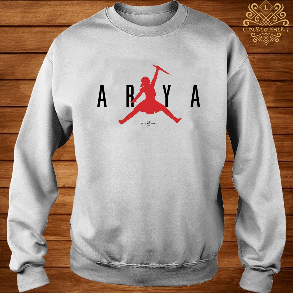 Game of thrones air arya sweater