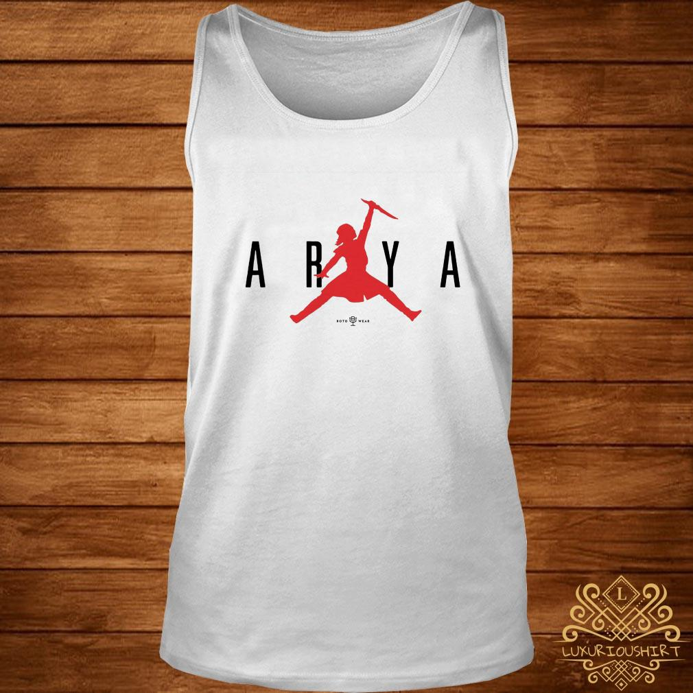 Game of thrones air arya tank-top