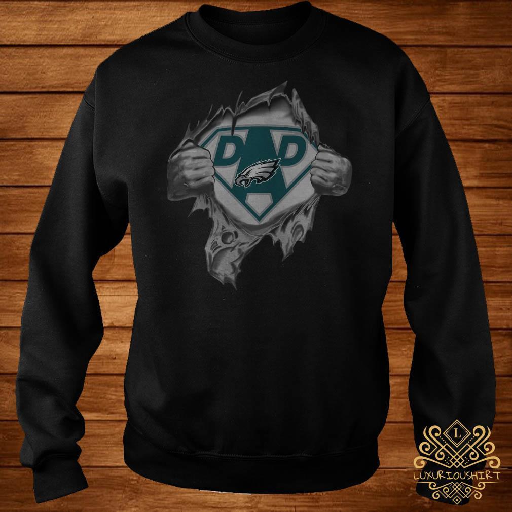 philadelphia eagles dad shirt